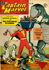 Cover for Captain Marvel Adventures (L. Miller & Son, 1950 series) #68
