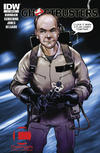 Cover Thumbnail for Ghostbusters (2011 series) #1 [challengers comics variant]