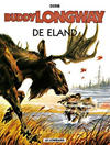 Cover for Buddy Longway (Le Lombard, 1974 series) #6 - De eland
