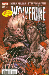 Cover Thumbnail for Wolverine (Panini France, 1997 series) #187