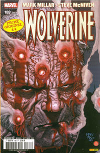 Cover Thumbnail for Wolverine (Panini France, 1997 series) #188