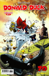 Cover Thumbnail for Donald Duck (Boom! Studios, 2011 series) #367