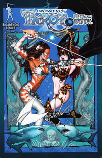 Cover Thumbnail for Tarot: Witch of the Black Rose (Broadsword, 2000 series) #70
