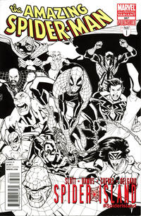 Cover Thumbnail for The Amazing Spider-Man (Marvel, 1999 series) #667 [2nd Printing]