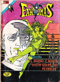 Cover Thumbnail for Fantomas (Editorial Novaro, 1969 series) #215