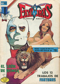 Cover Thumbnail for Fantomas (Editorial Novaro, 1969 series) #432