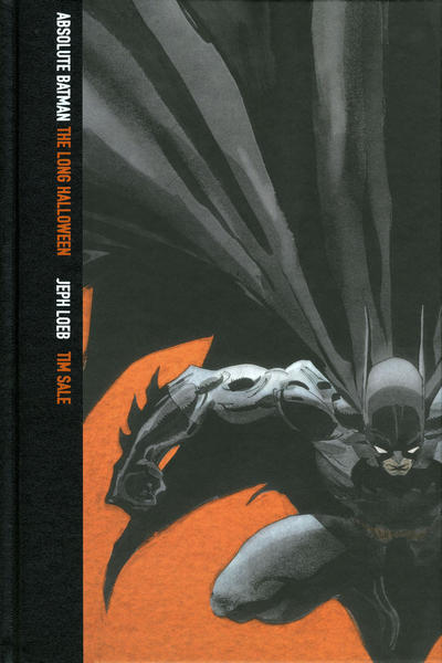 Cover for Absolute Batman: The Long Halloween (DC, 2007 series)