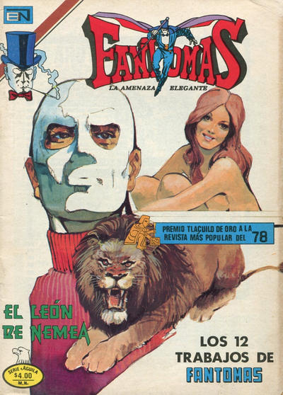 Cover for Fantomas (1969 series) #432