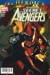 Cover for Los Vengadores Secretos, Secret Avengers (Editorial Televisa, 2011 series) #3