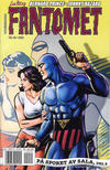 Cover for Fantomet (Egmont Serieforlaget, 1998 series) #19/2011