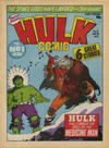Cover for Hulk Comic (Marvel UK, 1979 series) #13