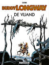 Cover for Buddy Longway (Le Lombard, 1974 series) #2 - De vijand