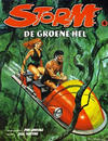 Cover for Storm (Oberon, 1978 series) #4 - De groene hel