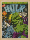 Cover for Hulk Comic (Marvel UK, 1979 series) #19
