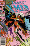 Cover Thumbnail for Classic X-Men (1986 series) #4 [Newsstand Edition]
