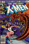 Cover Thumbnail for The Uncanny X-Men (1981 series) #163 [Newsstand Edition]