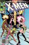 Cover Thumbnail for The Uncanny X-Men (1981 series) #189 [Newsstand Edition]