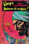 Cover for Ripley's 35th Anniversary Believe It Or Not! (Simon and Schuster, 1954 series)