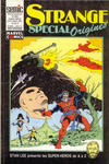 Cover for Strange Spécial Origines (Semic S.A., 1989 series) #262bis