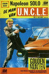 Cover for Napoleon Solo de Man van U.N.C.L.E. (Semic Press, 1967 series) #3