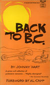 Cover for Back to B.C. (Gold Medal Books, 1968 series) #d1880