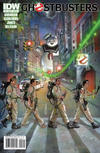 Cover for Ghostbusters (2011 series) #2 [Cover A]
