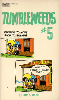 Cover Thumbnail for Tumbleweeds (Gold Medal Books, 1970 series) #5 (D2564)