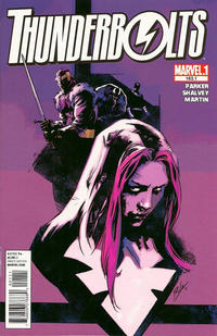 Cover Thumbnail for Thunderbolts (Marvel, 2006 series) #163.1