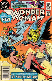 Cover for Wonder Woman (DC, 1942 series) #290