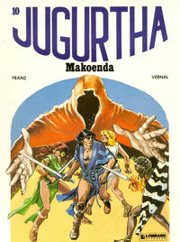 Cover Thumbnail for Jugurtha (Le Lombard, 1977 series) #10