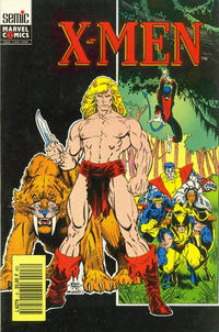 Cover Thumbnail for X-Men Saga (Semic S.A., 1990 series) #8