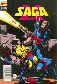 Cover Thumbnail for X-Men Saga (Semic S.A., 1990 series) #15