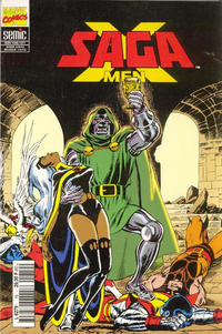 Cover Thumbnail for X-Men Saga (Semic S.A., 1990 series) #19