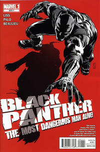 Cover Thumbnail for Black Panther: The Most Dangerous Man Alive (Marvel, 2011 series) #523.1