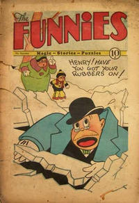 Cover Thumbnail for The Funnies (Dell, 1929 series) #14