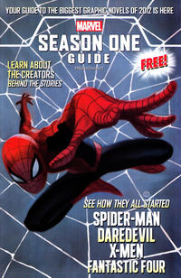 Cover Thumbnail for Season One Guide (Marvel, 2011 series) #1