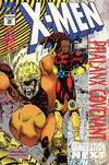 Cover Thumbnail for X-Men (1991 series) #36 [Direct Edition Holo-Foil Enhanced Variant]