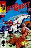 Cover for ElfQuest (Marvel, 1985 series) #7