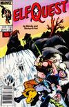 Cover for ElfQuest (Marvel, 1985 series) #15