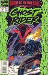 Cover for Ghost Rider (Marvel, 1990 series) #42