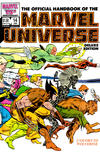 Cover for The Official Handbook of the Marvel Universe (Marvel, 1985 series) #14