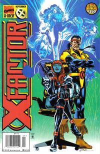 Cover for X-Factor (1986 series) #114 [Regular Edition]