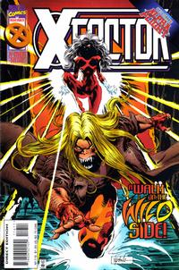 Cover Thumbnail for X-Factor (Marvel, 1986 series) #116 [Direct Edition]