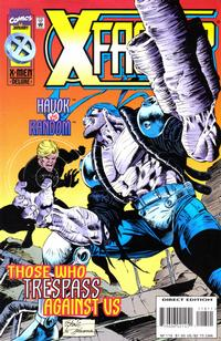Cover Thumbnail for X-Factor (Marvel, 1986 series) #118 [Direct Edition]
