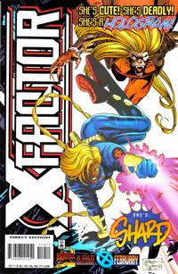 Cover Thumbnail for X-Factor (Marvel, 1986 series) #119 [Direct Edition]