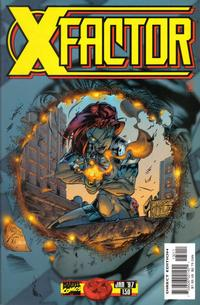 Cover Thumbnail for X-Factor (Marvel, 1986 series) #130 [Direct Edition]