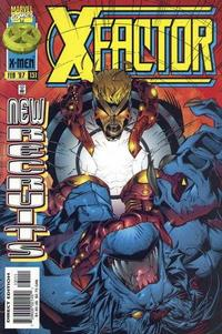 Cover Thumbnail for X-Factor (Marvel, 1986 series) #131 [Direct Edition]