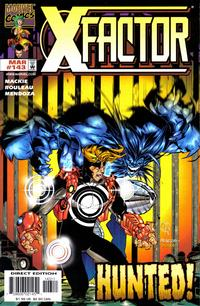 Cover Thumbnail for X-Factor (Marvel, 1986 series) #143 [Direct Edition]