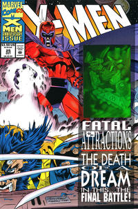 Cover Thumbnail for X-Men (Marvel, 1991 series) #25 [Direct Edition]