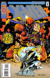 Cover Thumbnail for X-Men (Marvel, 1991 series) #41 [Deluxe Edition]
